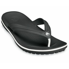 CROCS Adult Crocband Flip Black