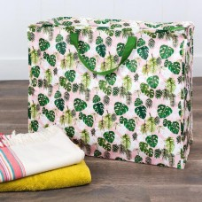 Tropical palm jumbo bag