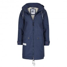 Fleece lined long Raincoat was £89.95