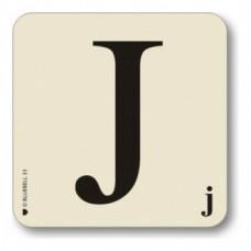 Letter J Coaster
