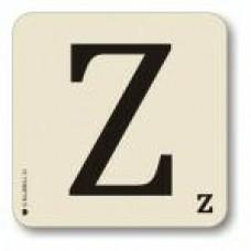 Letter Z Place mat