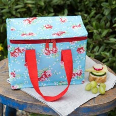 English Rose Recycled Lunch Bag