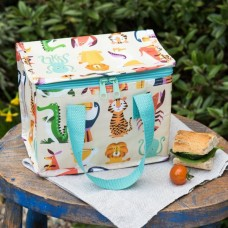 Colourful Creatures Recycled Lunch Bag