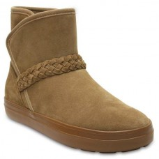 Crocs LodgePoint Suede Bootie Was £74.95
