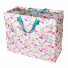 Flamingo jumbo Storage bag