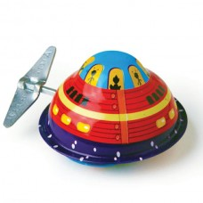 Erratic Invader UFO Toy
