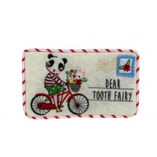 Pandas Felt Tooth Fairy Envelope