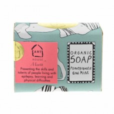 Never Forget Soap Pomegranate and Mint