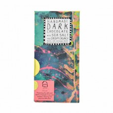 Chocolate Bar Underwater (Dark Sea salt and Crispy Crunch)