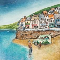 Joe Ramm (Cornish) Canvas