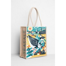 Jute Shopper Turnstones
