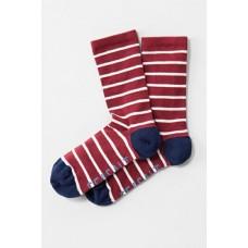 Womens Sailor Socks Breton Jam