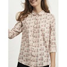 Happy Days  Print Shirt