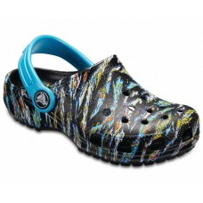 CROCS Kids Classic Graphic Clog