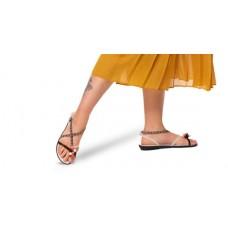Drew Crocs Isabella Gladiator Sandal