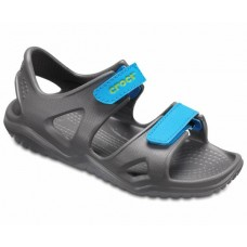 Kids Swiftwater River Sandal Slate Grey