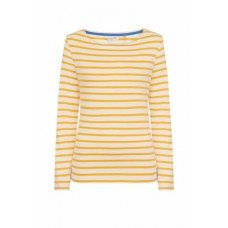 Long Sleeve Breton Top
