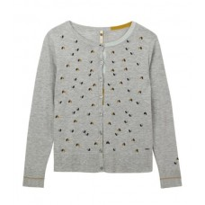 WHITE STUFF Flying Hearts Cardi Multi