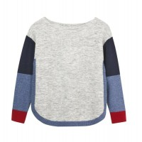 WHITE STUFF Edo Colourblock Jumper Multi