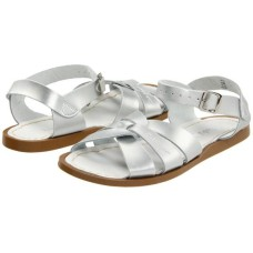Salt-Water Sandals Silver Was £59.95