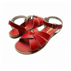 Saltwater Original Sandal Red