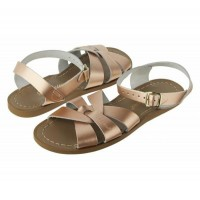 Salt-Water Sandals Rose Gold
