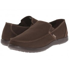 CROCS Mens Santa Cruz Clean Cut Espresso UK 6 was £34.95