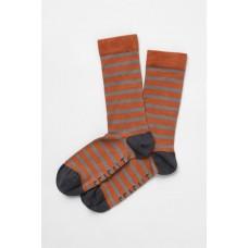 Mens Sailor Socks Breton Envelope One Size