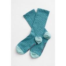 Everyday Socks Confetti Deep Sea One Size