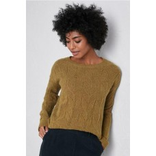 Villanelle Jumper Oak