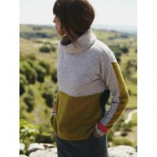 WHITE STUFF Pebble Cowl Jumper MULTI was £59.95