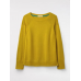 WHITE STUFF Hearth Jumper Seed Pod Chartreuse was £55