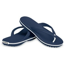 Adult Crocband Flip Navy