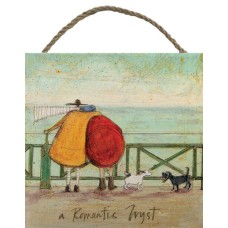 SAM TOFT (A ROMANTIC TRYST)-WOODEN BLOCK