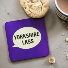 Yorkshire Lass Coaster