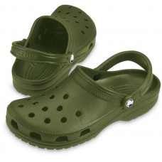 CROCS Adult Classic Clog Army Green