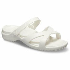 CROCS Womens Meleen CrossBand Sandal W Oyster Was £24.95