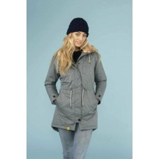 Harper Ladies Coat Urban Grey by Lighthouse was £89.95