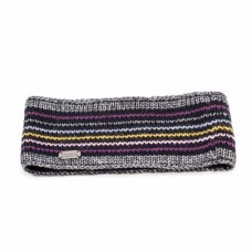 KuSan black sparkle yarn headband