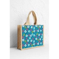 SEASALT CORNWALL Cute Jute Footpath Floral Emulsion