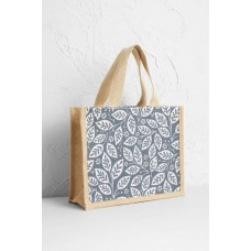 SEASALT CORNWALL Cute Jute Engraved Foliage Cobble