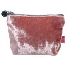 LUA Mini Purse Velvet Pink