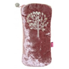 LUA Mulberry Tree Glasses Case Pink