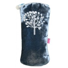 LUA Mulberry Tree Glasses Case Slate Blue