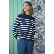 SEASALT CORNWALL Between Tides Jumper Ahoy Marine
