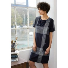 SEASALT CORNWALL Cast Shadow Dress Kergilliack Raven