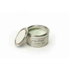 Paint Pot Candle Grapefruit & Green Tea