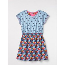 Hana Jersey Dress Multi