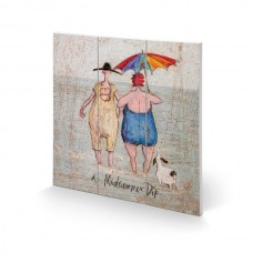 SAM TOFT (MIDSUMMER DIP)-WOODEN BLOCK