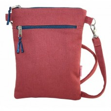 LUA Cross Body Bag Brick Red